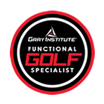 Gray Institute Functional Golf Specialist