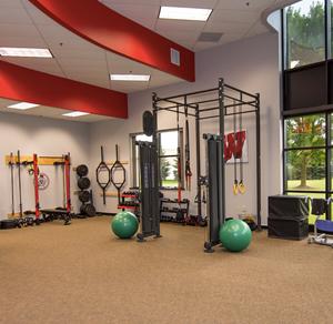 Fitness Facility at Hartland Movement Center
